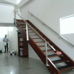 Stainless Hand Rails