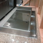 Custom Stainless top