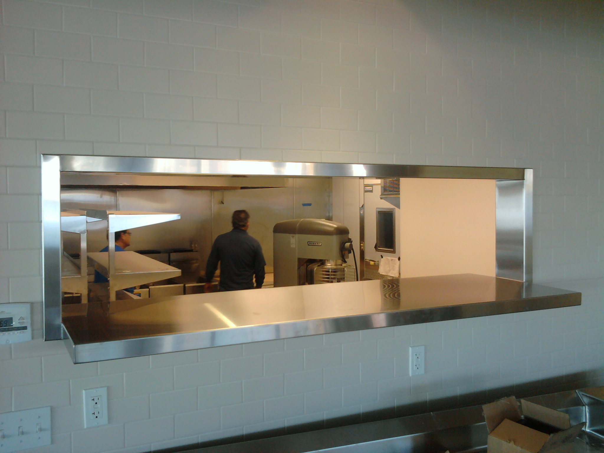 Stainless Steel Project Photos