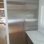 Custom Stainless Steel Drawers
