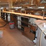 Shelf Warmers Installation