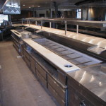 Sandwich Station Installation