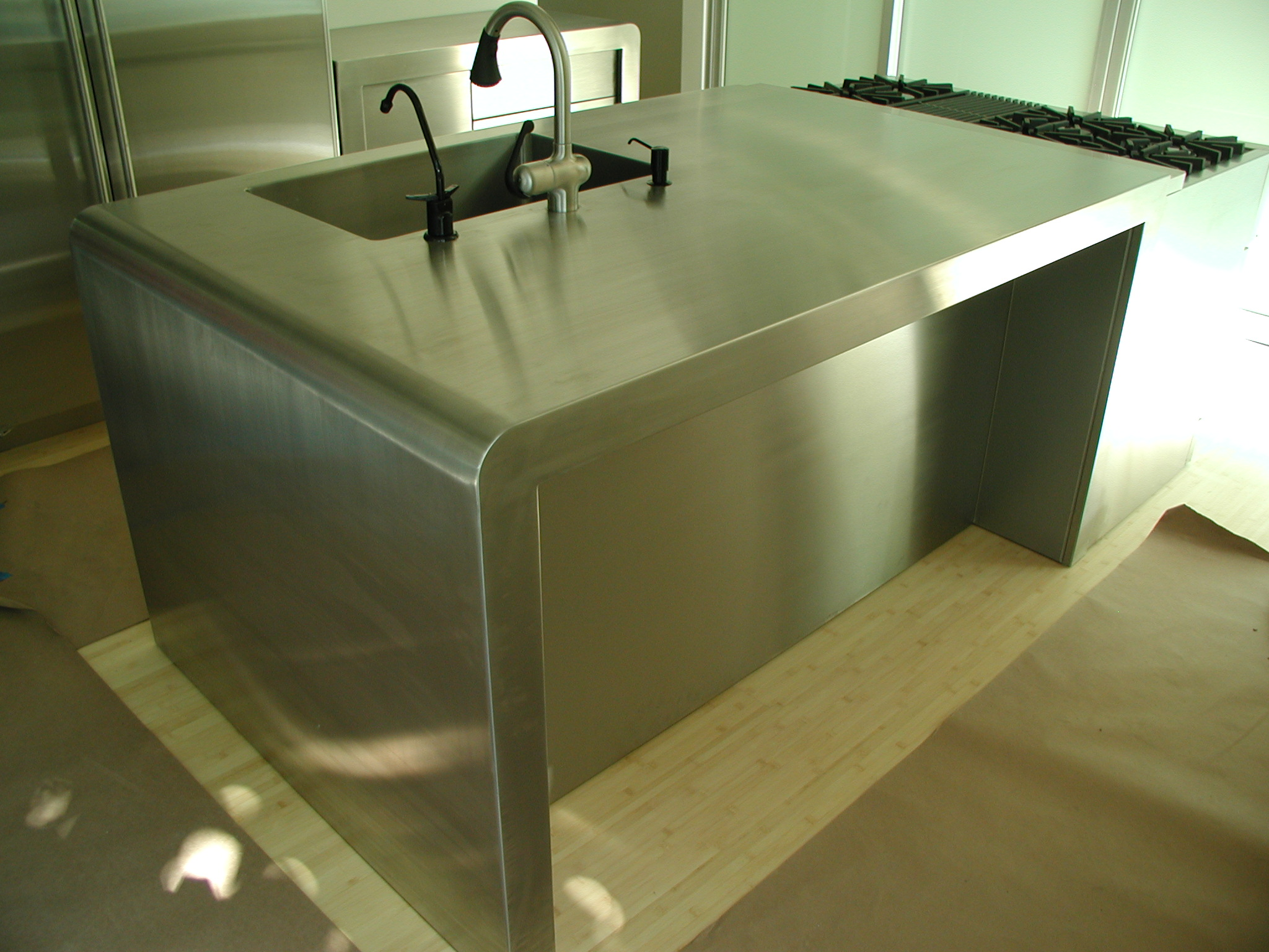Stainless Island