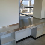 Stainless Steel Countertop pass thru