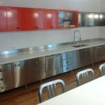 Stainless Cabinets