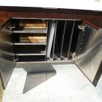 Internal Stainless BBQ Custom Paneling